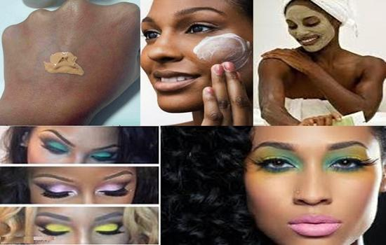 Cosmetics tips for girls with dark skin
