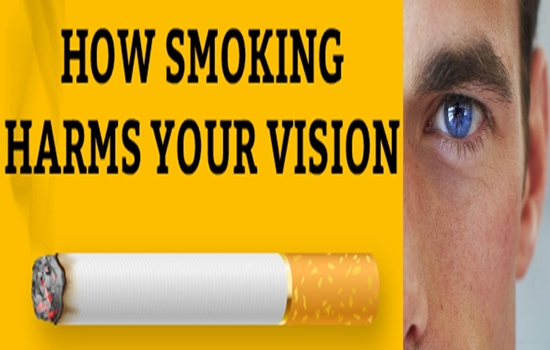 Damage Smoking Can Do to Your Eyes