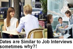 5 Ways in Which Dates Are Similar to Job Interviews