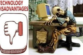 The 4 Top Disadvantages of Technology You Should Be Aware of