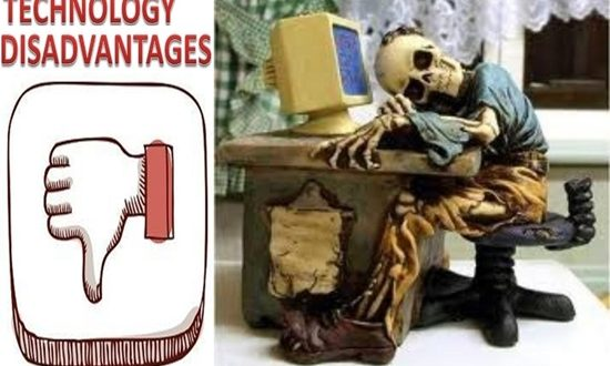 Disadvantages of Technology You Should Be Aware of