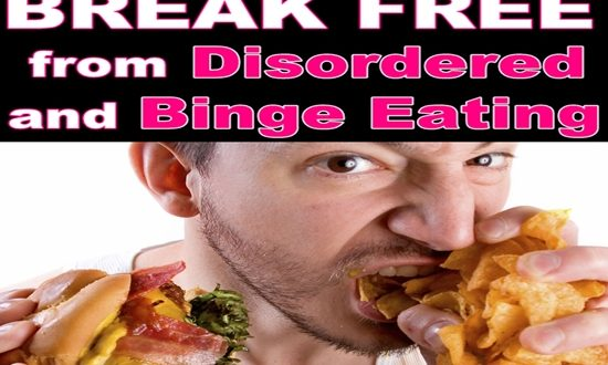 Effective Strategies in fighting binge eating