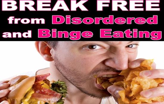 Effective Strategies in fighting binge eating