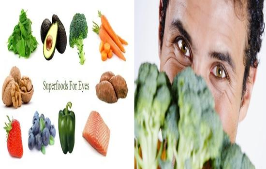 Food That Can Make Your Eyes Stronger