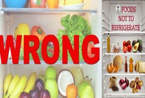 6 Types of Food You Should Not Keep in Your Fridge