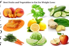 6 Foods that facilitate losing weight