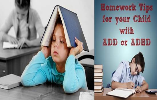 Foolproof Tips for Making Study Time More Effective for Your ADDADHD child