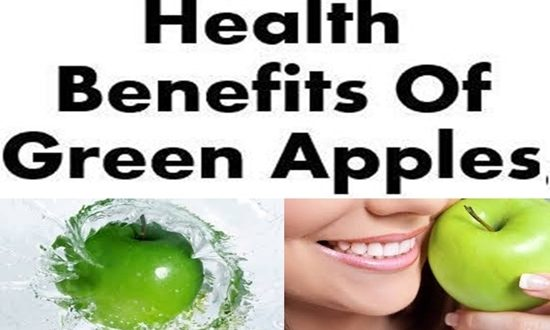 HEALTH BENEFITS OF GREEN APPLES