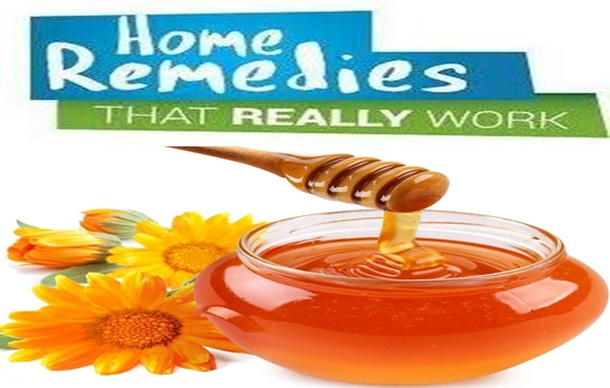 HONEY HOME REMEDIES