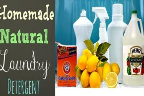 5 Great Recipes for House Cleaning Products You Can Make Yourself