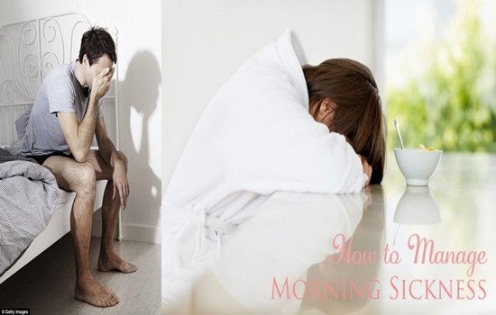 Ideas That Will Make Morning Sickness Feel Less Awful