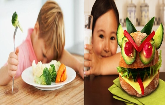 Ideas That Will Make Your Kids Eat More Fruit and Vegetables