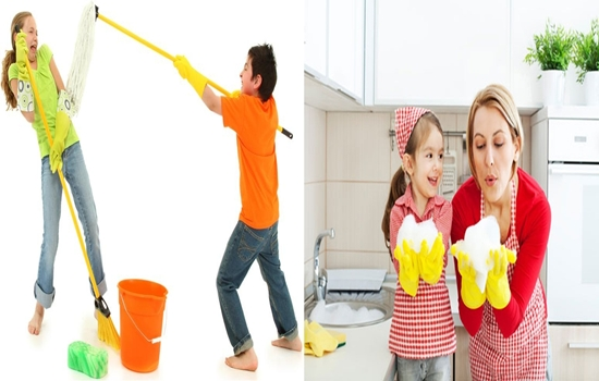 Ideas to Motivate Your Children to Help with Housework
