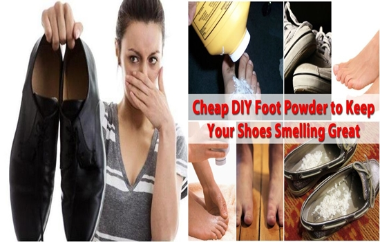 Keep your shoes from smelling stinky
