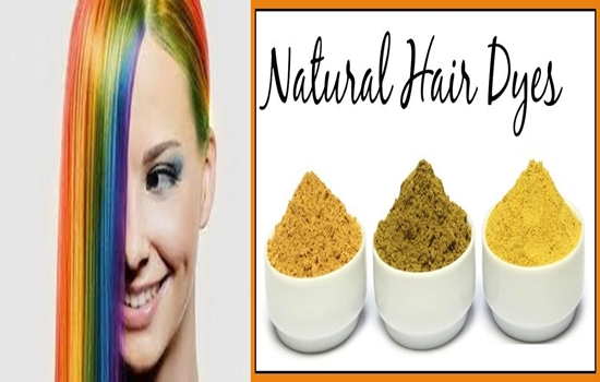 Methods You Can Use to Dye Your Hair with Natural Elements