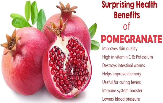 Reasons That Make Pemogranates The Fruit You Should Eat Often