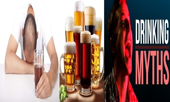 Ridiculous Myths People believe about Alcohol