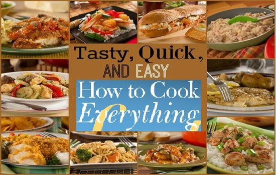 Simplest and Quickest Cooking Tips Ever