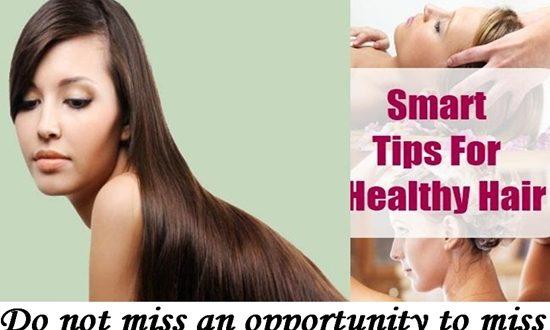 Smart Hacks for Getting healthy hair