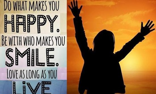 Some tips to live a happy life