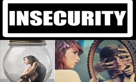 TIPS TO HELP YOU OVERCOME INSECURITY