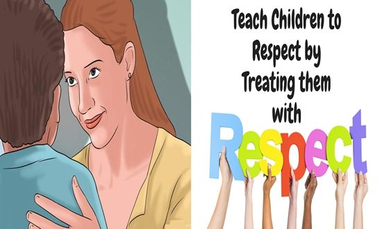 Teach Your Kids the Concept of Respect
