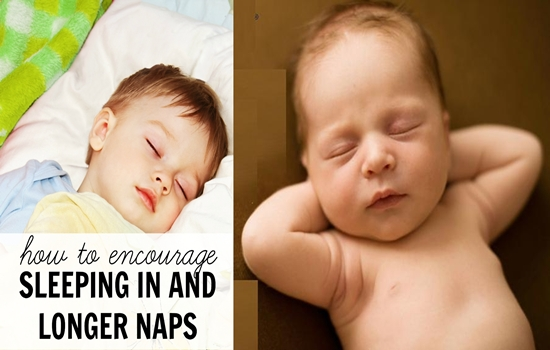Tips That Will Make Putting Your Baby Down for Her Daytime Nap Easier