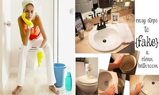 Tips for Using and Cleaning Your Bathroom