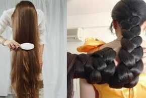 7 Helpful Tips to get thick and long hair