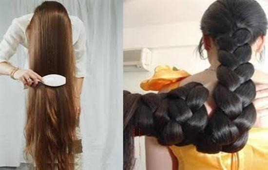Tips to get thick and long hair