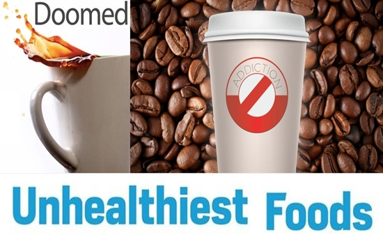 Unhealthiest Things You Might Put in Your Coffee