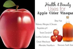 10 Great Uses for Apple Cider Vinegar