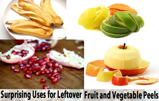Uses for Fruit Peels