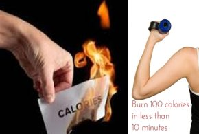 How to burn calories easily