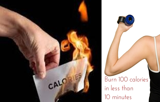 burn calories easily