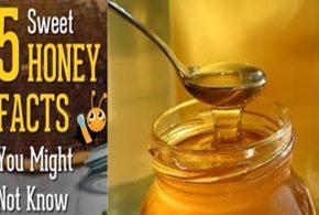 The top 5 health benefits of honey