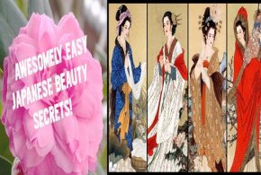 10 Amazing secrets for the beauty of Japanese women