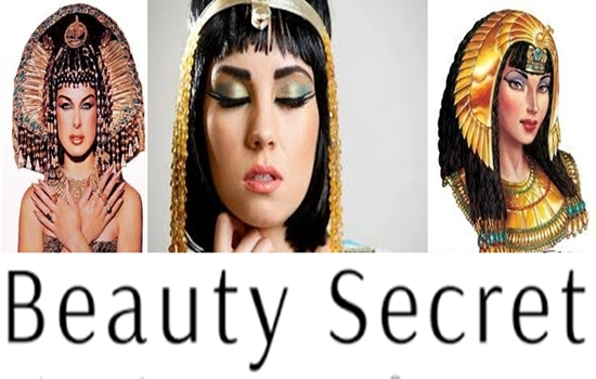 secrets of the beauty of Ancient Egyptian women