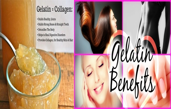 4 Wonderful Health Benefits for the Miraculous yet Unrecognized Gelatin