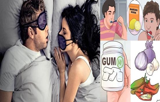Avoid Having Bad Breath