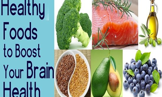 BETTER COGNITIVE FUNCTION, YOU SHOULD BE EATING THESE BRAIN BOOSTING FOODS