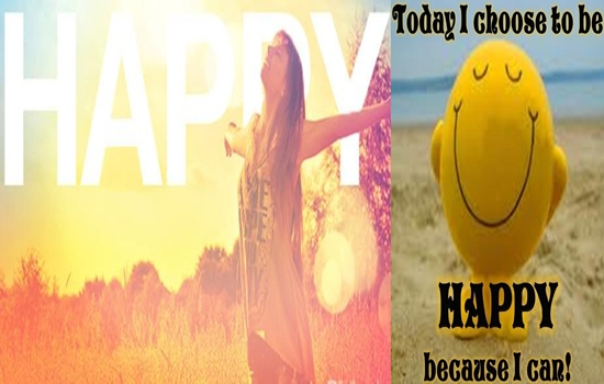 Be Positive And Start Living Happily Today!