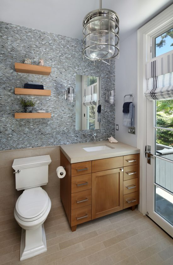 Brilliant ideas to decorate a beautiful small bathroom for Beautiful small bathroom designs