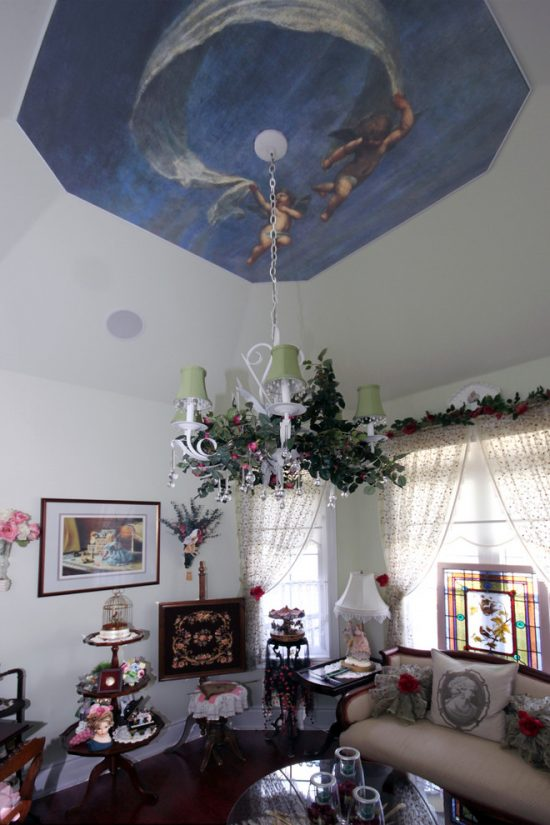 Creative ceiling design ideas for a stunning home look