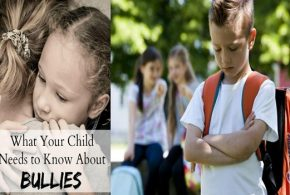 5 Things You Should Do When You Know That Your Child Is Being Bullied