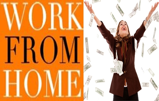 EARN SERIOUS MONEY THROUGH WORK-FROM-HOME JOBS