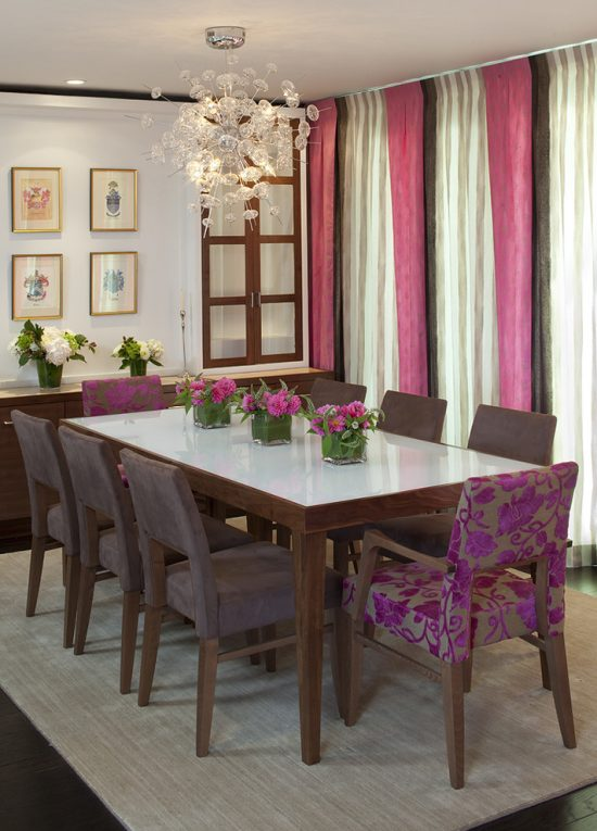 Enhance your home beauty with a glamorous dining room for Makeup by tiffany d dining room