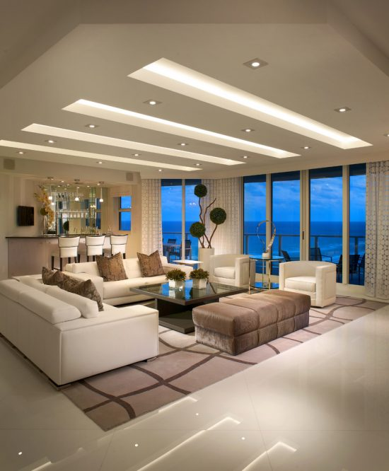 enhance your living room with a modern and beautiful