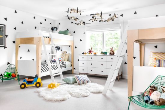 Enhance your small kid bedrooms with a perfect bed of 2016 new styles