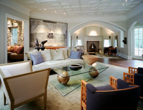 Feng shui living room look to enhance your home balance - Feng shui living room ideas ...